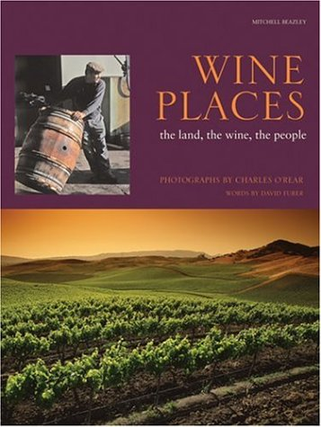 9781845331122: Wine Places: The Land, the Wine, the People (Mitchell Beazley Drink)