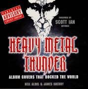 9781845331955: HEAVY METAL THUNDER: ALBUM COVERS THAT ROCKED THE WORLD