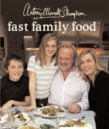 9781845332884: Fast Family Food