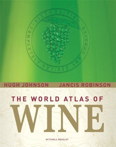 9781845333010: The World Atlas of Wine, 6th Edition