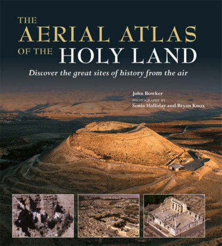 9781845333409: The Aerial Atlas of the Holy Land
