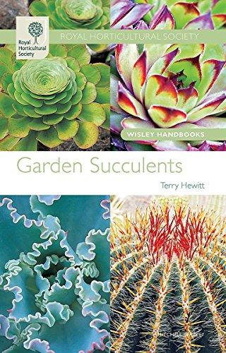 9781845333775: RHS Wisley Handbooks: Garden Succulents (Royal Horticultural Society Wisley Handbooks)