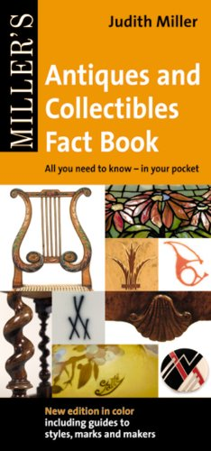 9781845334277: Miller's Antiques and Collectibles Fact Book: All You Need to Know--in Your Pocket (Miller's Antiques & Collectibles Fact Book: All You Need to)
