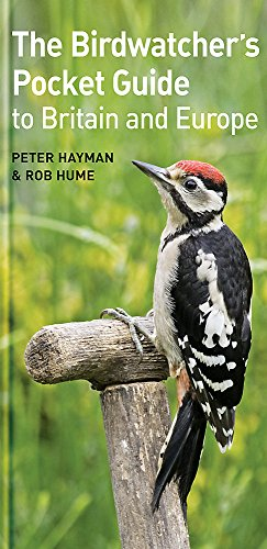 9781845334352: The Birdwatcher's Pocket Guide to Britain and Europe