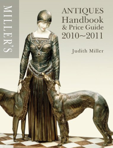 9781845334406: Miller's Antiques Handbook & Price Guide 2010-2011