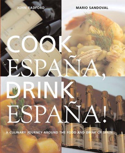 9781845334598: Cook Espana, Drink Espana!