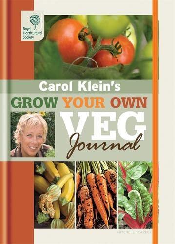 RHS Grow Your Own: Veg Journal (Royal: Carol Klein