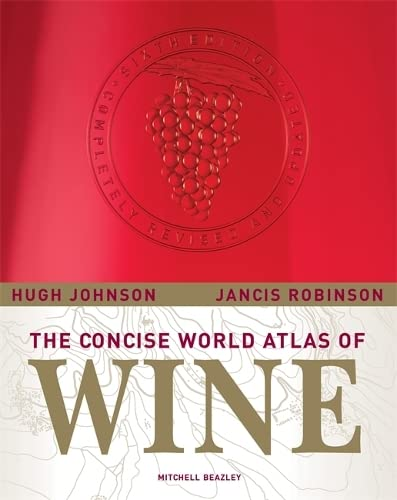 9781845335007: The Concise World Atlas of Wine
