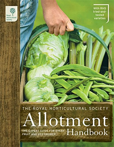 9781845335397: The RHS Allotment Handbook: The Expert Guide for Every Fruit and Veg Grower (Royal Horticultural Society Handbooks)