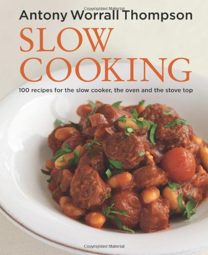 Slow Cooking 9781845336417 100 one-pot dishes for the slow cooker, the oven and the stove-top are wonderfully easy to make. Once you have put the ingredients into the casserole, you just leave them to cook while you get on with something else. There are pot-roasts, stews, braises, curries, breads and puddings from all over the world - from India, through the Middle East and the Mediterranean, to Eastern Europe and Russia. All the recipes for the slow cooker can be prepared in advance and left to cook during the day, so when you get home from work there is a tasty supper waiting for you. Dishes for the oven and stove-top are also slow cooked, taking a minimum of 1 hour to bubble away. Many of the recipes use inexpensive ingredients, including beans, lentils and cheap cuts of meat - which are deliciously succulent after hours in the pot. Perfect for the family table!