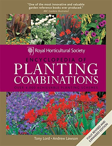 9781845336820: Rhs Encyclopedia of Planting Combinations: Over 4000 Achievable Planting Schemes. Tony Lord