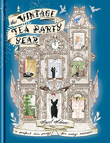 9781845337254: The Vintage Tea Party Year