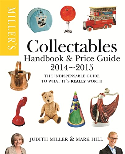 9781845337308: Miller's Collectables Handbook & Price Guide 2014-2015: The Indispensable Guide to What it's Really Worth!
