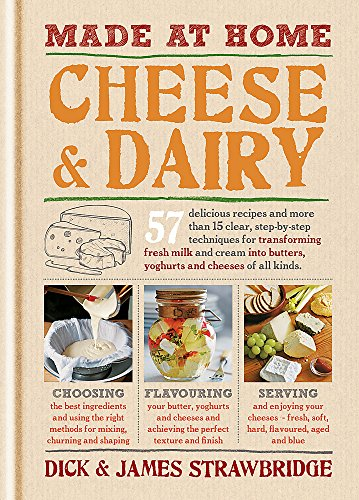 9781845337537: Made at Home: Cheese & Dairy