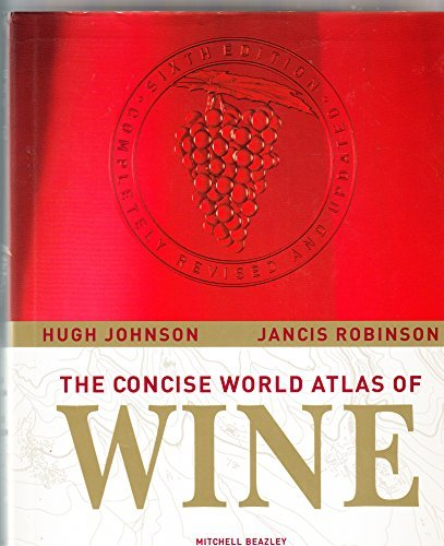 9781845337612: The Concise World Atlas of Wine