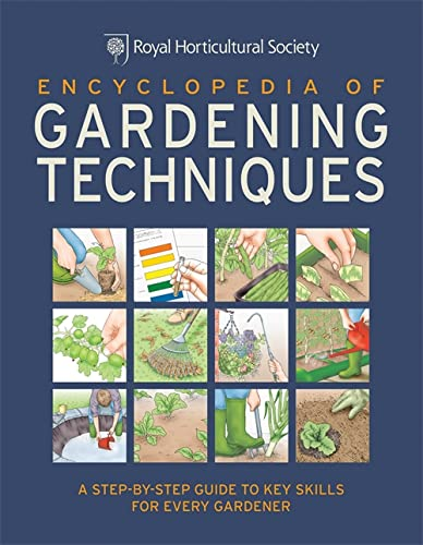 9781845337704: American Horticultural Society Encyclopedia of Gardening Techniques