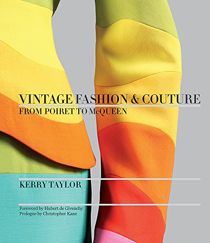 9781845337957: Vintage Fashion & Couture: from Poiret to McQueen