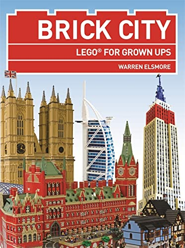 9781845338121: Brick City: LEGO® for Grown Ups