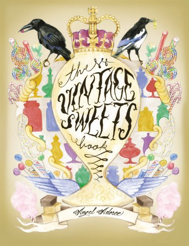9781845338145: The Vintage Sweets Book