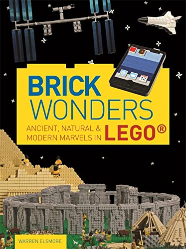 9781845338879: Brick Wonders: Ancient, natural & modern marvels in LEGO®