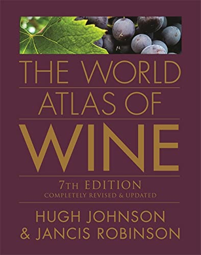 9781845339043: The World Atlas of Wine
