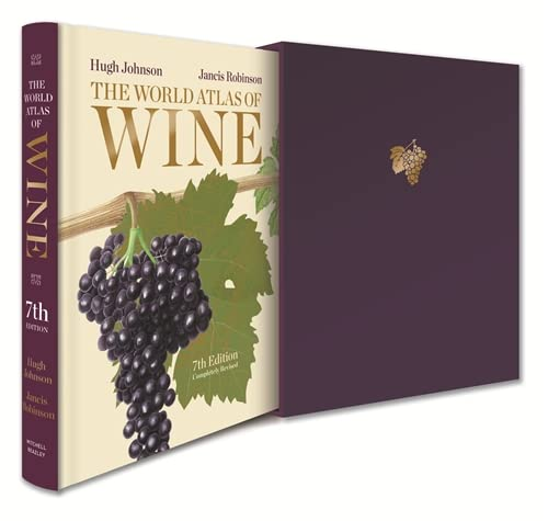 9781845339050: The World Atlas of Wine, 7th Edition