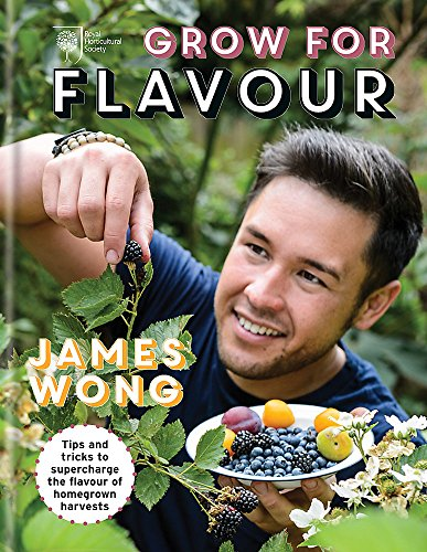 9781845339364: RHS Grow for Flavour: Tips & tricks to supercharge the flavour of homegrown harvests