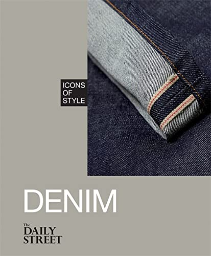 9781845339968: Icons of Style: Cult Denim