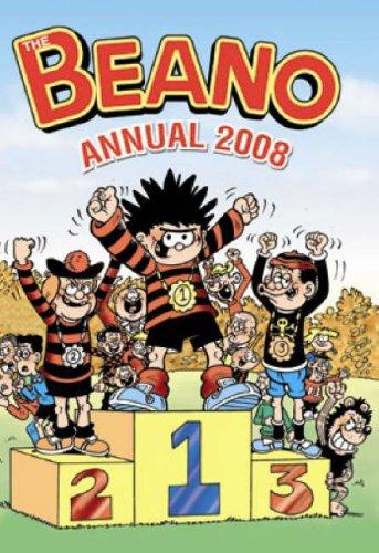 9781845353193: The Beano Annual 2008