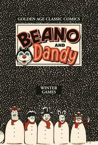 9781845353810: 70 Years of Beano/Dandy: v.22: Winter Games