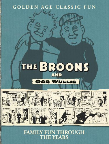 The Broons and Oor Wullie: Watkins, Dudley D.