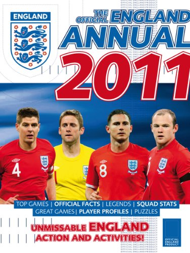 The Official England Annual 2011: Misc