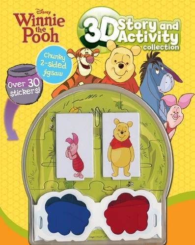 Disney Winnie the Pooh: 3D Summer Activity