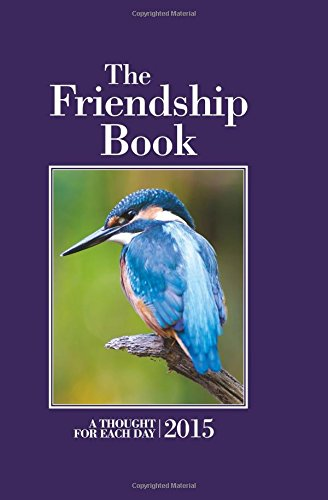 The Friendship Book 2015: A Thought for Each Day