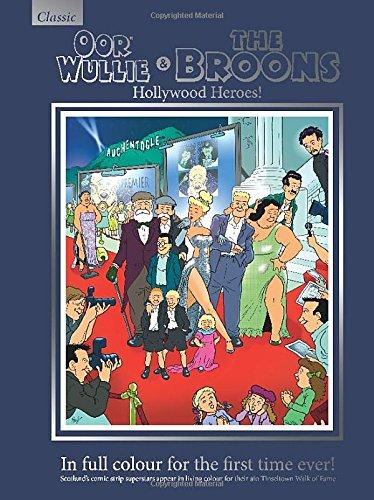9781845355302: Oor Wullie & The Broons