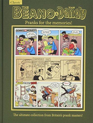 Beano/Dandy Giftbook 2016 (Annuals 2016)