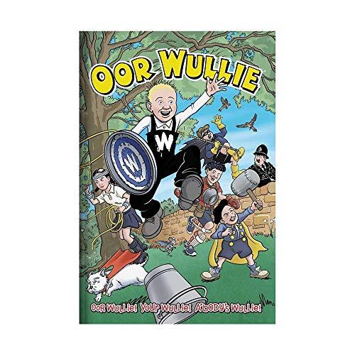 9781845358136: Oor Wullie Annual 2021