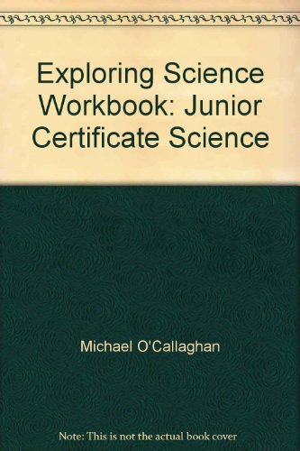 9781845360290: Exploring Science Workbook: Junior Certificate Science