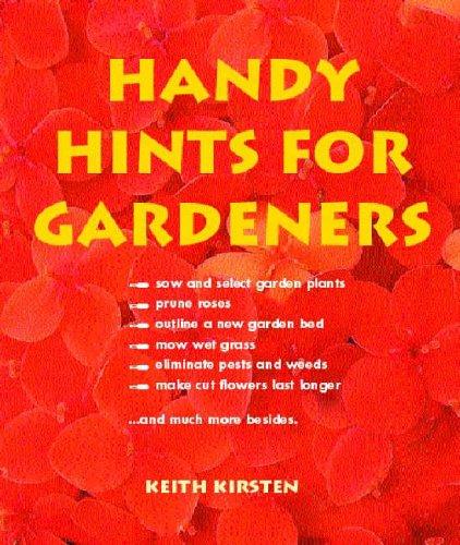 9781845370022: Handy Hints for Gardeners