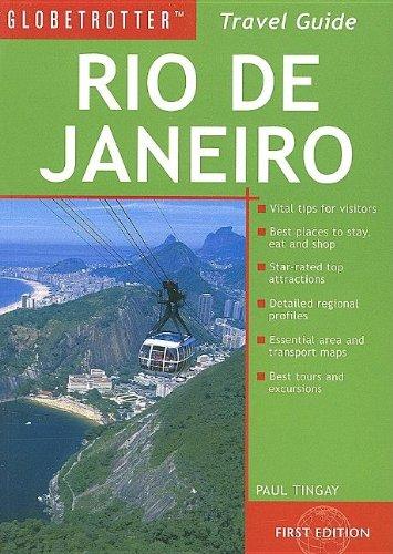 9781845370664: Rio De Janeiro:Globetrots Travel Gde (Globetrotter Travel Guide)