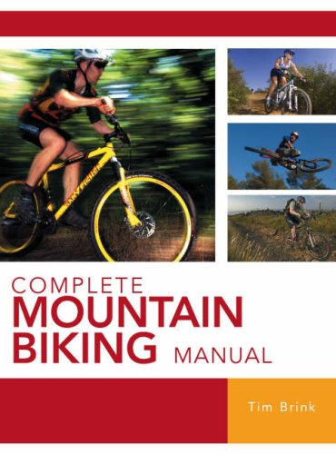 9781845372941: Complete Mountain Biking Manual