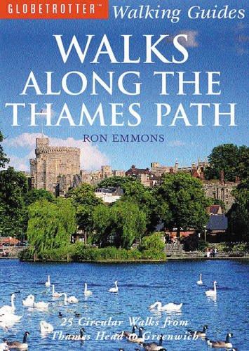 9781845373191: Walks Along the Thames Path