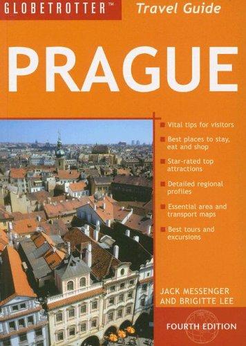 9781845373634: PRAGUE (Globetrotter Travel Guide)
