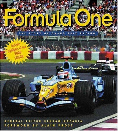 Formula One: The Story Of Grand Prix Motor Racing