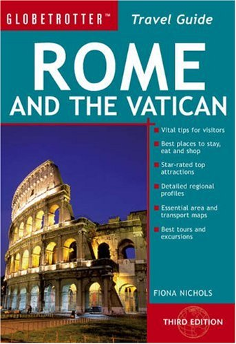 Rome and the Vatican (Globetrotter Travel Pack): Fiona Nichols