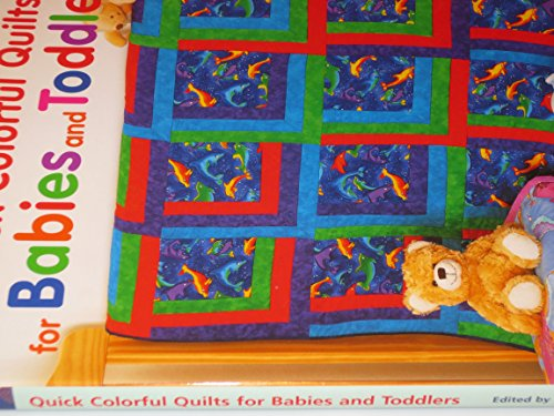 9781845375034: Quick Colorful Quilts for Babies and Toddlers
