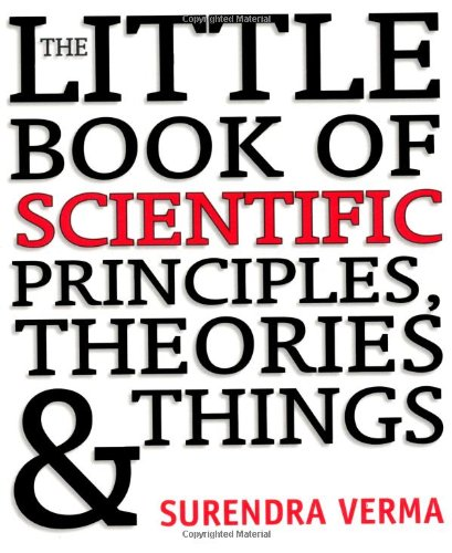9781845375270: The Little Book of Scientific Principles, Theories and Things