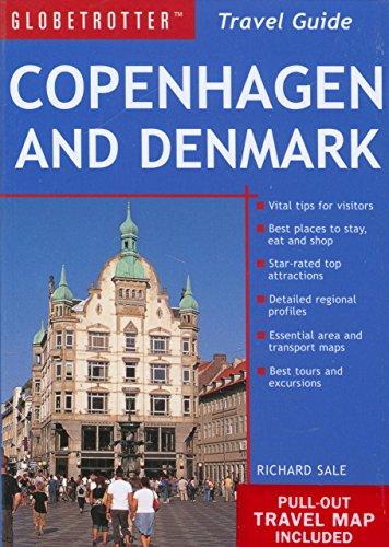 Copenhagen & Denmark Travel Pack (Globetrotter Travel: Copenhagen & Denmark): Sale, Richard