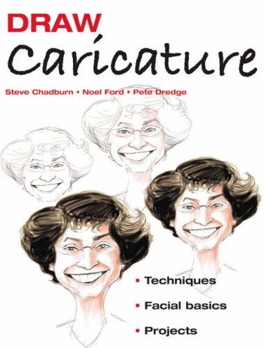 Draw Caricature (Draw S.): Steve Chadburn; Noel Ford; Pete Dredge