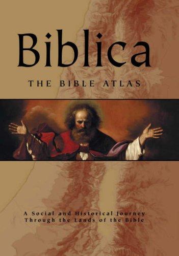 9781845378844: Biblica: The Bible Atlas